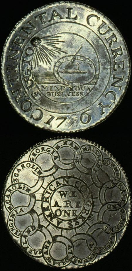 1776-continental-dollar