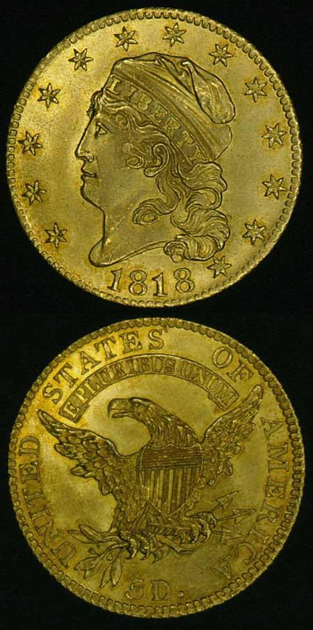 1818-capped-head-gold-half-eagle-ex-eliasberg