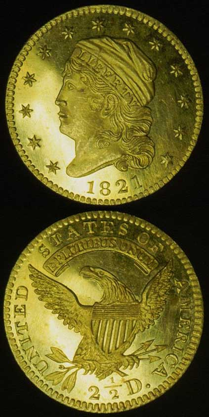 1821-capped-head-gold-quarter-eagle-ex-eliasberg