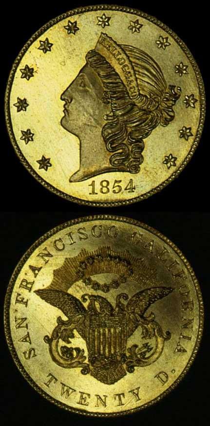 1854-kellogg-$20-augustus-humberts-specimen