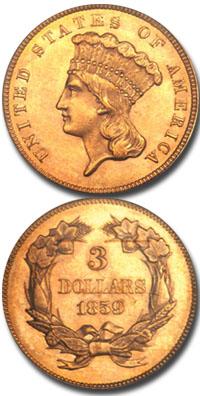 1859-3-dollar-gold-piece