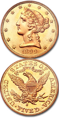 1899s-gold-liberty-half-eagle