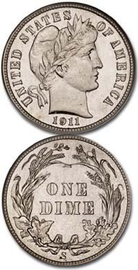 1911s-barber-dime