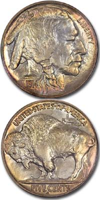 1914-s-buffalo-nickel