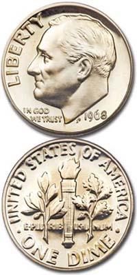 1968-roosevelt-dime