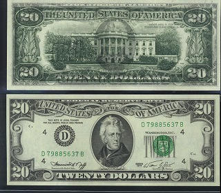 us paper currency values Money is just tinted paper printed with different numbers on it so what gives the  ol' greenbacks its value the bills  join us on facebook.