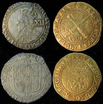 world-silver-and-gold-coins