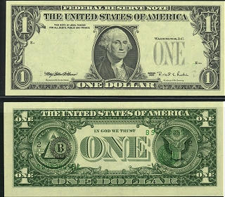 1-dollar-bill-with-serial-number-on-back