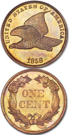1858-Flying-Eagle-Cent