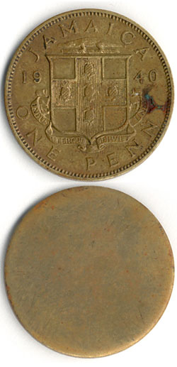 1940-jamaica-penny-with-blank-reverse