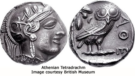 athens-tetradrachm