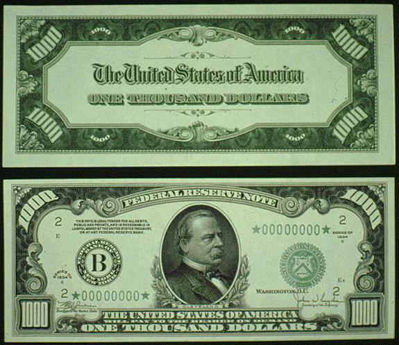 specimen-us-$1000-bill