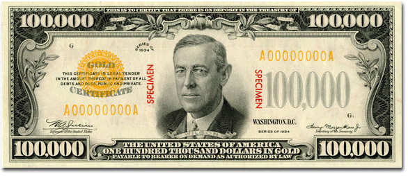 specimen-us-$100000-gold-certificate