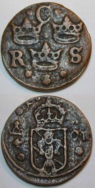 sweden-copper-one-quarter-ore