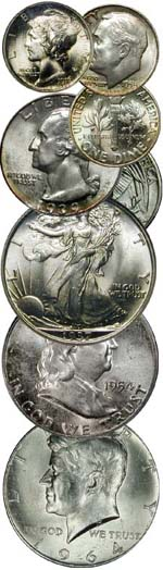 In The Early 1960s Silver Supply For Nations Coinage Was Dwindling Rapidly