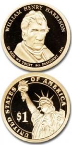 william-henry-harrison-presidential-dollar